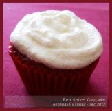 My attempt at baking Red Velvet cupcakes