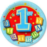 Happy 1st Birthday Fly'pinions